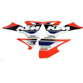 Factory Effex KTM FX EVO 13 Series Graphics Kit - 19-01520