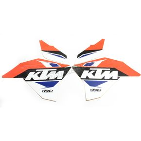 Factory Effex KTM FX EVO 13 Series Graphics Kit - 19-01524