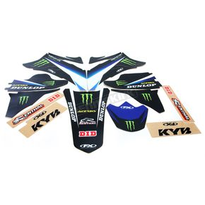 Factory Effex Monster Energy Graphics Kit - 19-02220