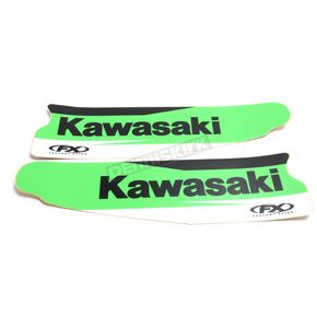 Factory Effex Kawasaki Lower Fork Guard Graphic - 19-40116