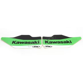 Factory Effex Kawasaki Lower Fork Guard Graphic - 19-40126