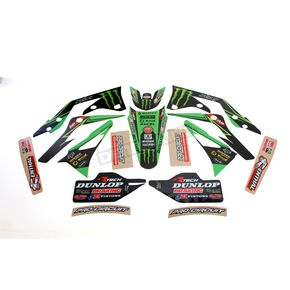 N-Style 2016 Pro Circuit Race Team Graphic Kit - N40-3763
