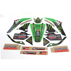 N-Style 2016 Pro Circuit Race Team Graphic Kit - N40-3764