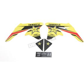 Factory Effex Rockstar Standard Shroud Graphics Kit - 20-14424