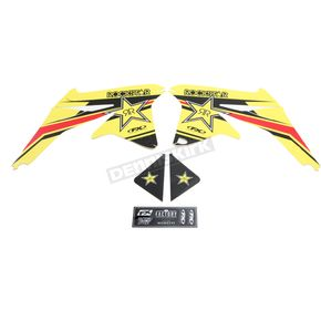 Factory Effex Rockstar Standard Shroud Graphics Kit - 20-14430