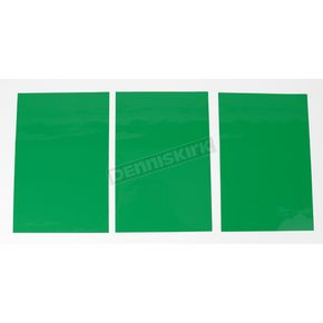 Factory Effex Universal Plate Background-Green - FX02-6604