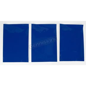 Factory Effex Universal Plate Background-Blue - FX03-0244