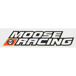 Moose Corporate Stacked Decal - 4320-0500