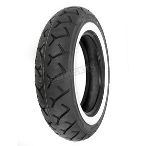 Bridgestone Rear G702 150/90H-15 Wide Whitewall  Tire - 065420