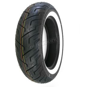 IRC Rear GS23 170/80H-15 Wide White Sidewall Tire - 316359