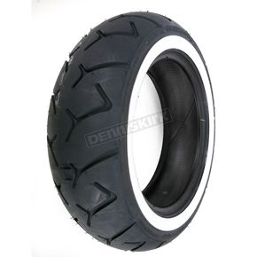 Bridgestone Rear G702 180/70H-15 Wide Whitewall Tire - 066394