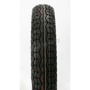 IRC Rear GS-11 AW (All Weather) 4.00H-18 Blackwall Tire - 302404