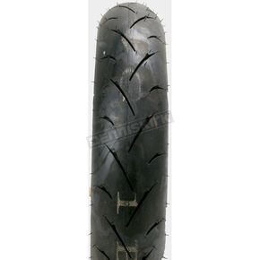 Dunlop Rear TT92 90/90J-10 Blackwall Tire - 325759