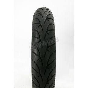 Pirelli Front Night Dragon 120/70ZR-19 Blackwall Tire - 1814800
