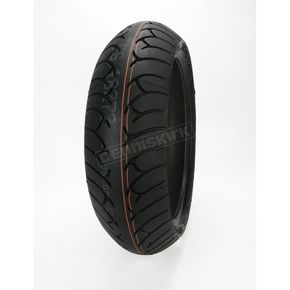 Metzeler Rear RoadTec Z6 Interact 180/55ZR-17 Blackwall Tire - 1827200