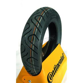 Continental Front/Rear Zippy 1 130/70-12 Blackwall Scooter Tire - TCZ1307012