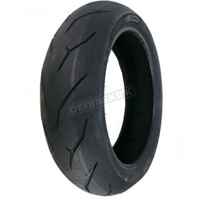 Pirelli Rear Diablo Rosso Corsa 180/55ZR-17 Blackwall Tire - 1927700