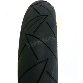 Continental Front Conti Road Attack 2 120/70ZR-17 Blackwall Tire - 02440540000