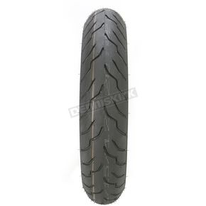 Dunlop Front American Elite 130/80HB-17 Narrow White Sidewall Tire - 32AE-81