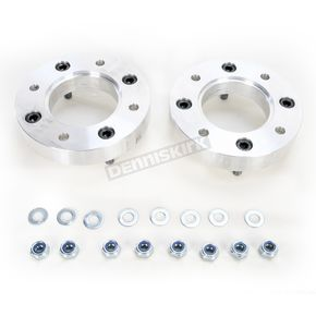 Moose 1 in. Aluminum Wheel Spacers - 0222-0416