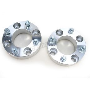 Moose 1.5 in. Aluminum Wheel Spacers - 0222-0420