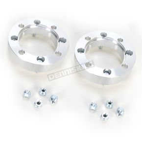 Moose 1.5 in. Aluminum Wheel Spacers - 0222-0414