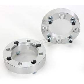 Moose 1.5 in. Aluminum Wheel Spacers with 12mm Studs - 0222-0435