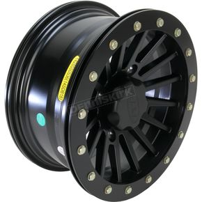 ITP Black Ops 14 in X 7 in. SD Series Alloy Dual Beadlock Wheel - 1428550536B