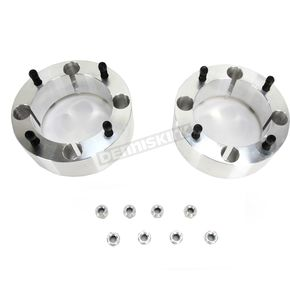 High Lifter Front/Rear Wide Tracs 2 1/2 in. ATV/UTV Wheel Spacers - WT4/15612-25