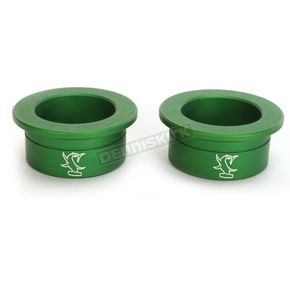 Hammerhead Designs Green Rear Wheel Spacer - 45-0341-00-30