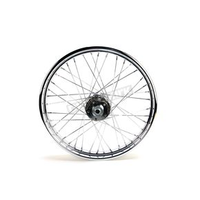 Chrome 21x2.15 40 Spoke Front Wheel - 51637