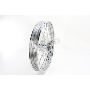 Chrome 21x2.15 40 Spoke Front Wheel - 51638