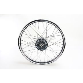 V-Factor Chrome 21x2.15 40 Spoke Front Wheel - 51639