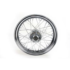 Chrome 16x3.00 40 Spoke Rear Wheel - 51645