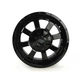 Black Front/Rear 420 X  Wheel - 0230-0844