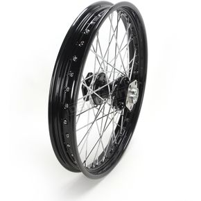 V-Factor Black 21x2.15 40 Spoke Front Wheel - 51674