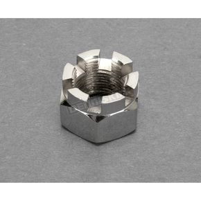 Dura Blue Steel Axle Hub End Nut - 20mm-1.5P - 20-0020
