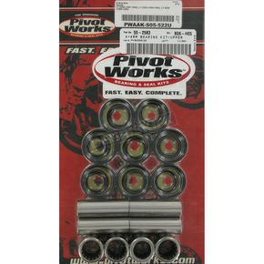 Pivot Works Upper A-Arm Bearing Kit - PWAAK-S05-522U
