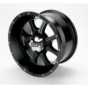 ITP Black SS108 Alloy Wheel - 1428355536B