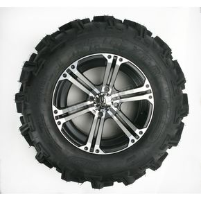 ITP Mud Lite XTR 27x11R-14 Tire/SS212 Alloy Wheel Kit - 43176L