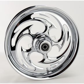 RC Components Chrome 16 x 3.5 Savage One-Piece Wheel - 16350-9916-85C