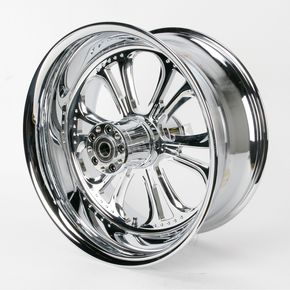 RC Components Chrome 18 x 8.5 Czar One-Piece Wheel - 188500920786