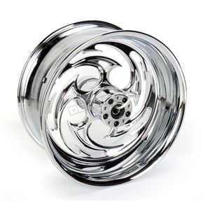RC Components Chrome 18 x 8.5 Savage Forged Wheel - 18850-9065-85C