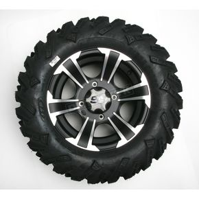 ITP Terracross R/T XD 26X11R-14 Tire/SS312 Alloy Wheel Kit - 44305