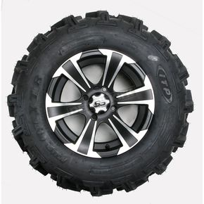 ITP Mud Lite XTR Tire/SS312 Alloy Wheel Kit - 44289R