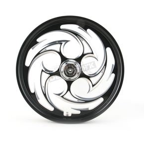 RC Components Black 21 x 2.15 Savage Eclipse One-Piece Wheel  - 21215-9913-85E