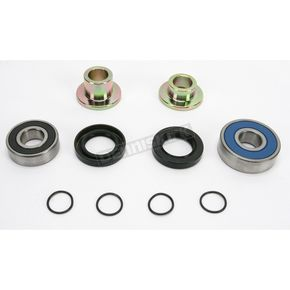 Pivot Works Rear Watertight Wheel Collar and Bearing Kit - PWRWC-H06-500