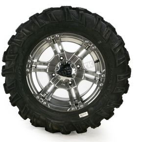 ITP Bajacross SS212 Platinum Alloy Tire/Wheel Kit - 46552R