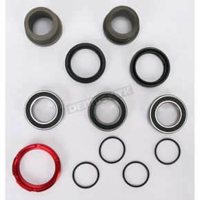 Pivot Works Rear Watertight Wheel Collar and Bearing Kit - PWRWC-H08-500