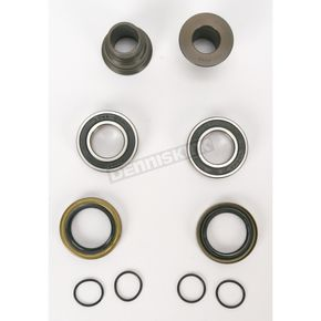 Pivot Works Rear Watertight Wheel Collar and Bearing Kit - PWRWC-T02-500